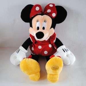 Minnie Mouse Soft Plush 17 . . . CUTE