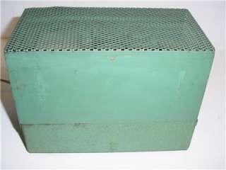 HEATHKIT HP 23 A HAM radio high voltage POWER SUPPLY for SB