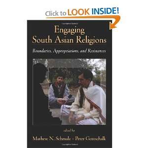 Studies) (9781438433240) Mathew N. Schmalz, Peter Gottschalk Books