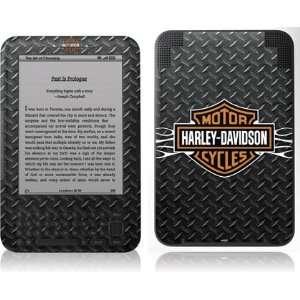 Skinit Harley Davidson Standard Logo w/Flames on Diamond