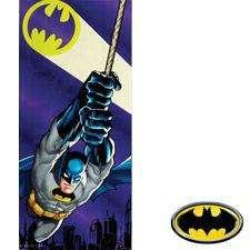 16 Batman Treat Party Bags   Wilton