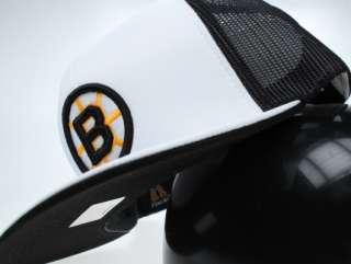 Mitchell & Ness Boston Bruins NHL Snap Back Cap