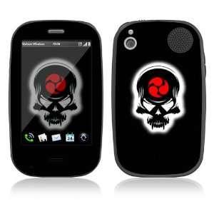 Pre Plus Skin Decal Sticker   Samurai Death Skull