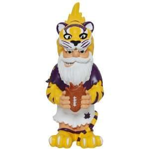 LSU Tigers Team Mascot Gnome:  Sports & Outdoors