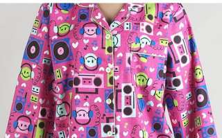 Joe Boxer Women DOGS Flannel Pajamas PJs XS S M L XL
