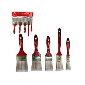 5 Pc Heavy Duty Paint Brush Home Improvement, Hand Tools