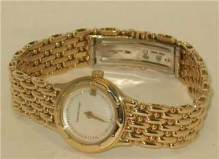 IMMACULATE WOMENS HEAVY SOLID 18K GOLD AUDEMARS PIGUET