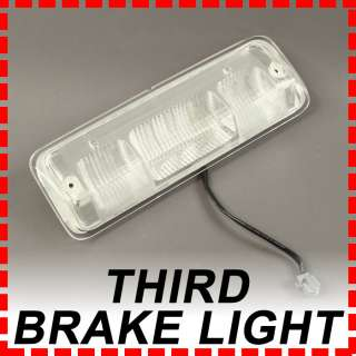 04 08 Ford F150 F 150 Clear LED 3rd Third Brake Tail Light TailLight