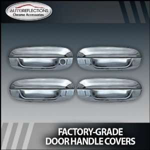 2005 2010 Dodge Charger Chrome Door Handle Covers (4dr w/o