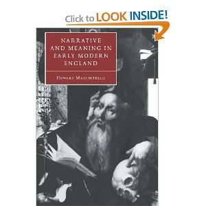 Narrative and Meaning in Early Modern England Brownes