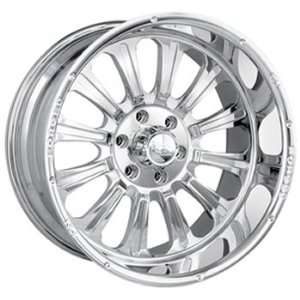 Forged Ion Everest 20x9 Chrome Wheel / Rim 6x5.5 with a 10mm Offset