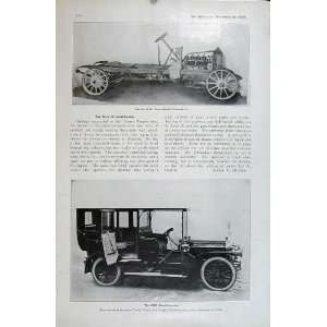 1905 Four Cylinder Clement Car Arrol Johnston Brougham