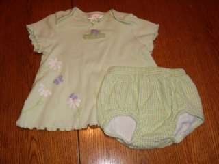 Just One Year Summer dress set used Infant baby girl clothing clothes