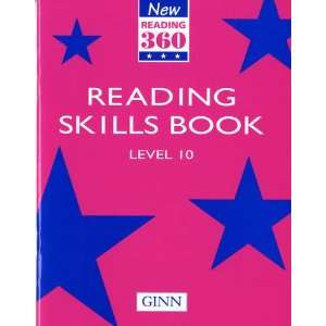 New Reading 360 : Reading Skills Book Level 10 (Single Copy