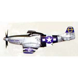 Corgi P 51 Mustang 356FG Model CS90198 Everything Else
