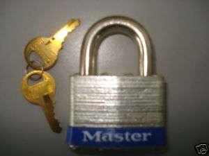 MASTER LOCK No. 5 Padlock 2 [YB40]
