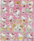 Hello Kitty Cat Character 8x10 Sheet Laser Stickers