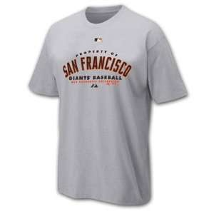 San Francisco Giants Youth MLB Property of Short Sleeve T