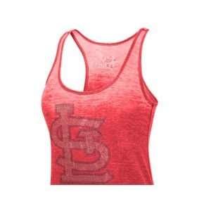 St. Louis Cardinals GIII MLB Womens Burning Up Tank