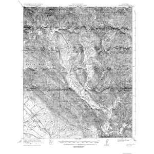 USGS TOPO MAP NIPOMO QUAD CALIFORNIA (CA) 1922