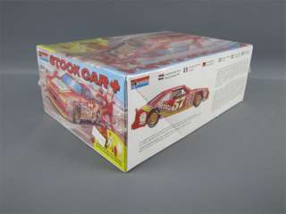 Sealed Nascar Heinz Pontiac Grand Prix Model Kit 1/24