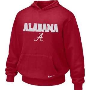 Alabama Crimson Tide Nike Kids (4 7) Hoodie