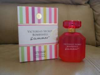 VICTORIA SECRET BOMBSHELL SUMMER PERFUME 1.7 OZ Limited Edition