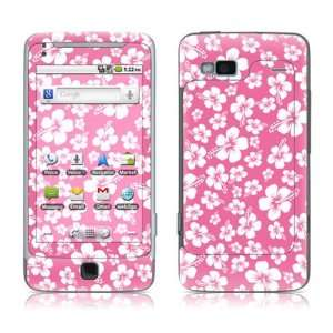 Pink Design Protective Skin Decal Sticker for HTC Google G2 Cell Phone