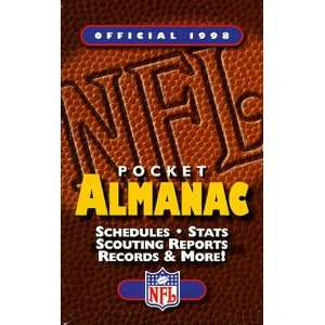 NFL Pocket Almanac (9780836265699) NFL, National Football League