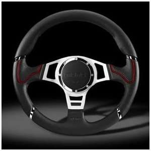 Millenium Sport Steering Wheel Kit red Automotive