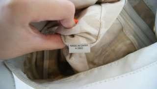 MICHAEL Michael Kors Jamesport WHITE Large Shoulder Tote BAG