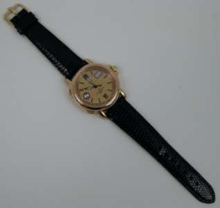 ULYSSE NARDIN San Marco GMT 226/88 18K Pink Gold No. 11/100 Watch, $