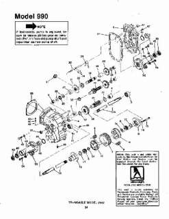 ford 4000 industrial tractor parts