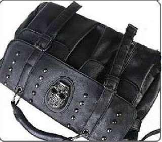 Women PU Leather Handbag Shoulder Bag Hobo Bag Adjustable Strap
