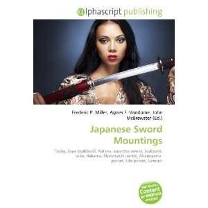 Japanese Sword Mountings (9786132838278) Books