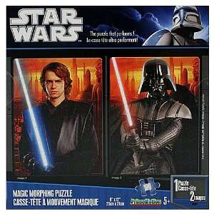 Star Wars Anakin Morphing Puzzle Toys & Games