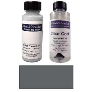 Oz. Moonrock Gray Metallic Paint Bottle Kit for 2006 Honda S2000 (NH