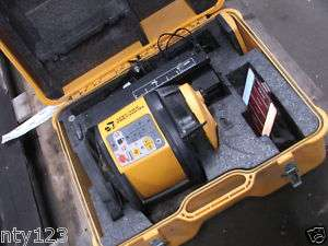 SPECTRA PRECISION LASER LEVEL MODEL 1470HP 692284000748