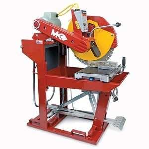 MK 5013G Block Saw   Honda Gas Engine with 24 inch Blade
