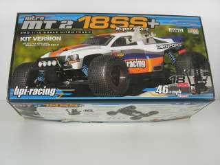 Nitro HPI MT2 Super Sport 4WD 18SS+ Kit HPI10441