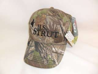 HS STRUT Realtree APG HD Flying Turkey Hunting Camo Cap