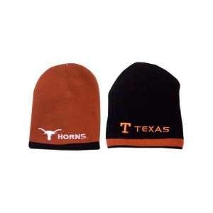 Top of the World Texas Longhorns Orange & Black Reversible