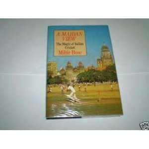 View Magic of Indian Cricket (9780047961199) MIHIR BOSE Books