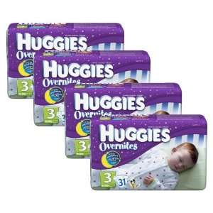 Huggies Overnites Diapers Toys & Games