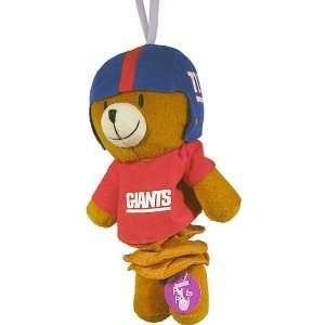 Hunter New York Giants Musical Pull Down Toy Sports