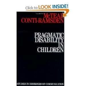 (9781870332767): Michael McTear, Gina Conti Ramsden: Books