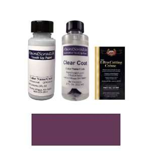 2 Oz. Dark Mauve Pearl Metallic Paint Bottle Kit for 1994
