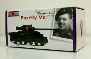 Dragon Armor DX06 WWII German 1/72 scale Firefly Vc Douglas Kay Tank