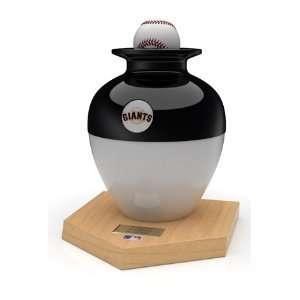 Francisco Giants Major League Baseball Cremation Urn
