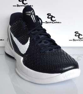 Nike Zoom Kobe VI 6 TB navy white mens basketball shoes NEW
